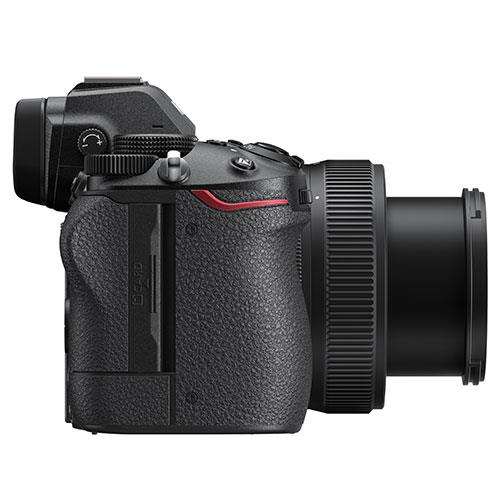 Z 5 Mirrorless Camera with Nikkor Z 24-50mm f/4-6.3 lens and FTZ Mount Adapter Product Image (Secondary Image 8)