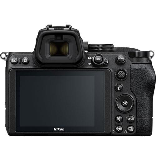 Z 5 Mirrorless Camera Body with FTZ Mount Adapter Product Image (Secondary Image 1)