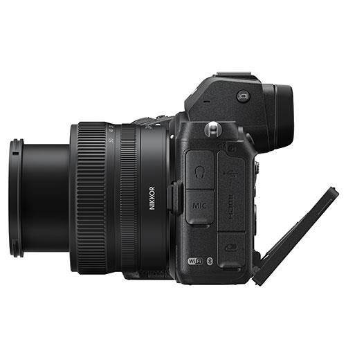 Z 5 Mirrorless Camera Body with FTZ Mount Adapter Product Image (Secondary Image 3)
