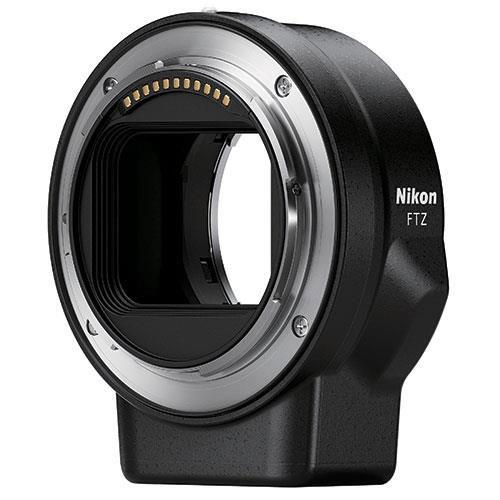 Z 5 Mirrorless Camera Body with FTZ Mount Adapter Product Image (Secondary Image 4)