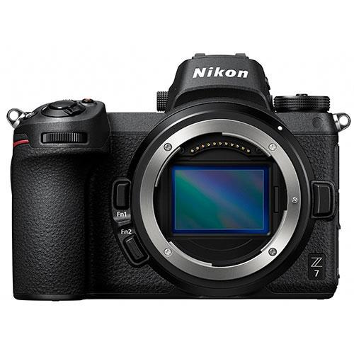 Z 7 Mirrorless Camera Body with FTZ Mount Adapter and Nikon 64GB XQD Card Product Image (Secondary Image 1)
