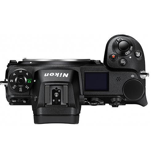 Z 7 Mirrorless Camera Body with FTZ Mount Adapter and Nikon 64GB XQD Card Product Image (Secondary Image 4)
