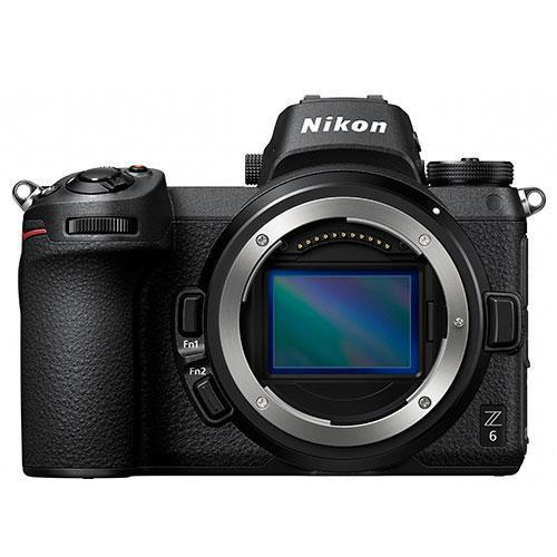 Z 6 Mirrorless Camera Body with FTZ Mount Adapter and Nikon 64GB XQD Card Product Image (Secondary Image 1)