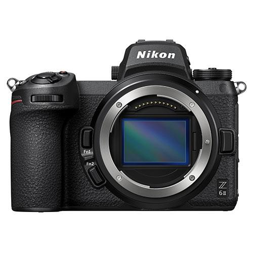Z 6II Mirrorless Camera Body Product Image (Primary)