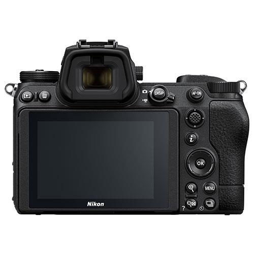 Z 6II Mirrorless Camera Body with FTZ Mount Adapter Product Image (Secondary Image 1)