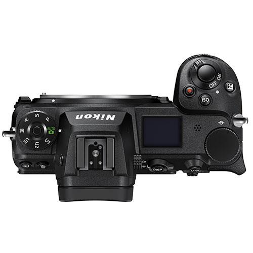 Z 6II Mirrorless Camera Body with FTZ Mount Adapter Product Image (Secondary Image 2)