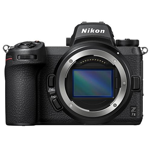 Z 7II Mirrorless Camera Body Product Image (Primary)