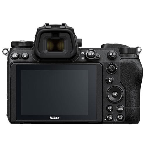 Z 7II Mirrorless Camera Body with FTZ Mount Adapter Product Image (Secondary Image 1)