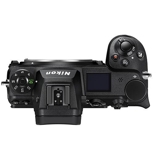 Z 7II Mirrorless Camera Body with FTZ Mount Adapter Product Image (Secondary Image 2)