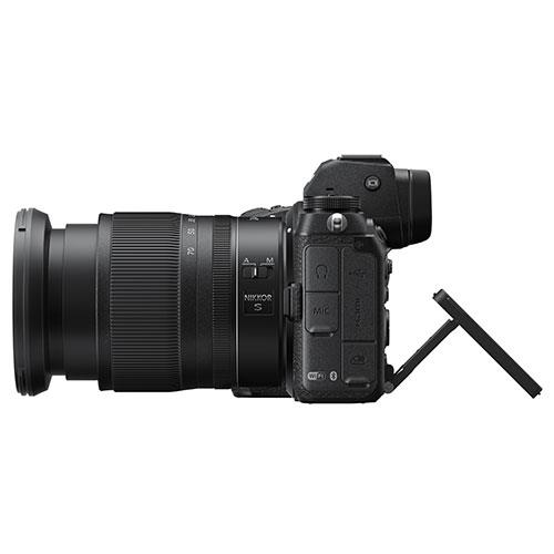 Z 7II Mirrorless Camera with Nikkor 24-70mm f/4 S Lens and FTZ Mount Adapter Product Image (Secondary Image 5)