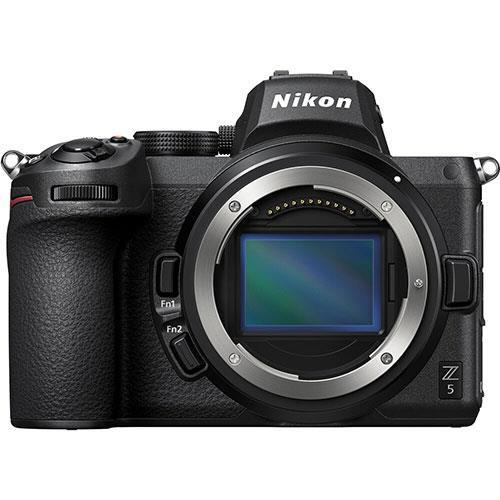 Z 5 Mirrorless Camera with Nikkor Z 24-70mm f/4 S Lens Product Image (Secondary Image 1)
