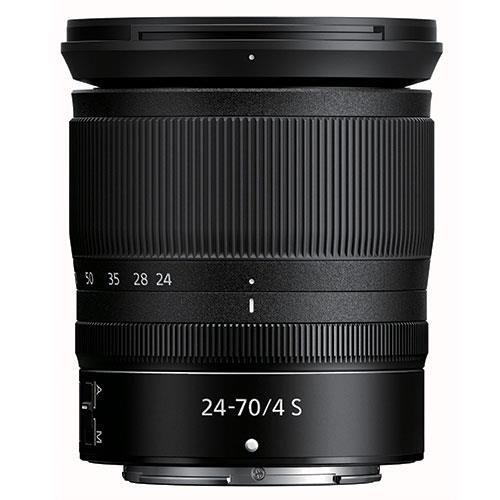 Z 5 Mirrorless Camera with Nikkor Z 24-70mm f/4 S Lens Product Image (Secondary Image 4)