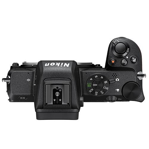 Z 50 Mirrorless Camera Body with FTZ Mount Product Image (Secondary Image 2)