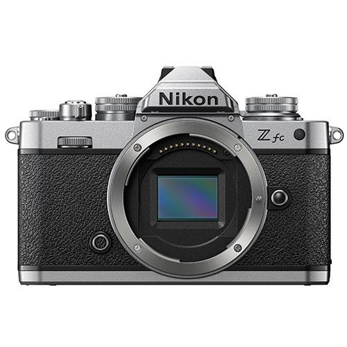 Z fc Mirrorless Camera Body Product Image (Primary)