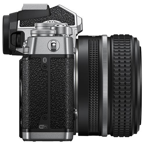 Z fc Mirrorless Camera with Z 28mm f/2.8 SE Lens Product Image (Secondary Image 4)
