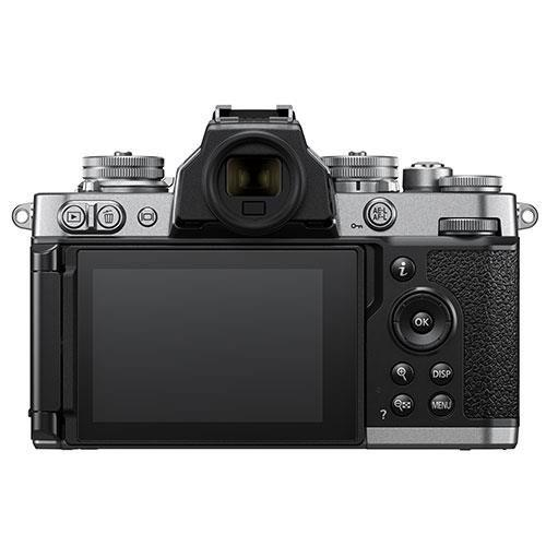 Z fc Mirrorless Camera with Nikkor Z DX 16-50mm and Z DX 50-250mm Lenses Product Image (Secondary Image 2)
