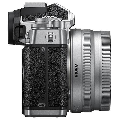 Z fc Mirrorless Camera with Nikkor Z DX 16-50mm and Z DX 50-250mm Lenses Product Image (Secondary Image 7)