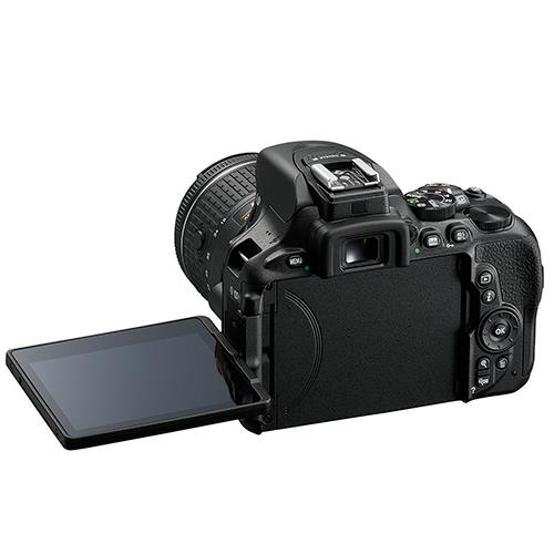 D5600 Digital SLR + 18-55mm f/3.5-5.6 AF-P VR Lens Product Image (Secondary Image 2)