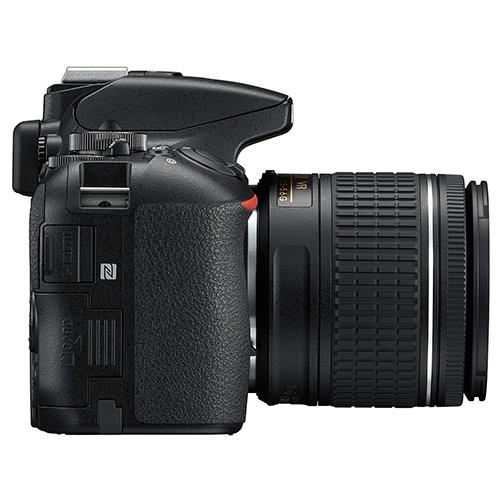 D5600 Digital SLR + 18-55mm f/3.5-5.6 AF-P VR Lens Product Image (Secondary Image 8)