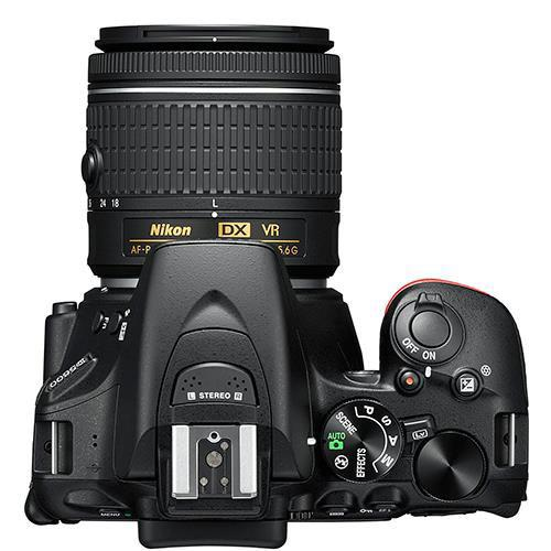 D5600 Digital SLR with 18-55 and 70-300mm AF-P VR Lenses Product Image (Secondary Image 2)