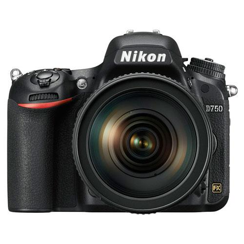 Nikon D750 Digital SLR + 24-120mm Lens Product Image (Secondary Image 1)