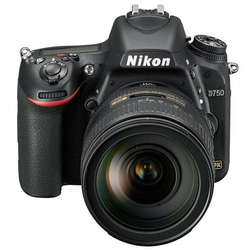 Nikon D750 Digital SLR + 24-120mm Lens Product Image (Secondary Image 2)
