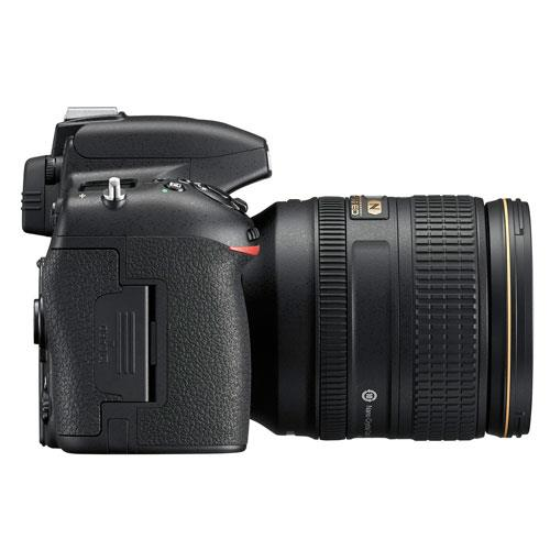 D750 Digital SLR + 24-120mm Lens Product Image (Secondary Image 8)