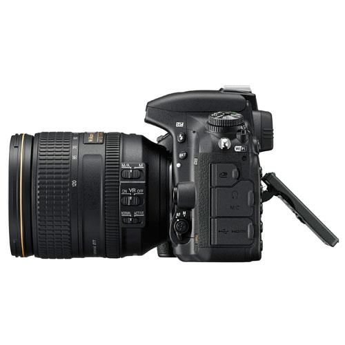 D750 Digital SLR + 24-120mm Lens Product Image (Secondary Image 9)