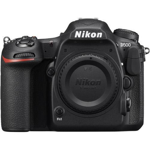 D500 Digital SLR Body Only Product Image (Primary)