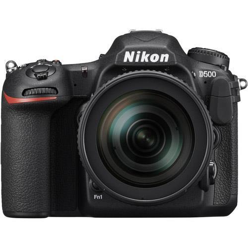 D500 Digital SLR + 16-80mm lens Product Image (Secondary Image 1)
