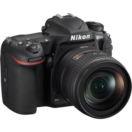 D500 Digital SLR + 16-80mm lens Product Image (Secondary Image 4)