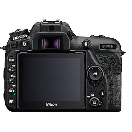 D7500 Digital SLR Body Product Image (Secondary Image 1)