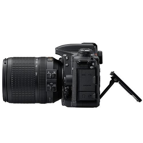D7500 Digital SLR + 18-140mm Lens Product Image (Secondary Image 3)