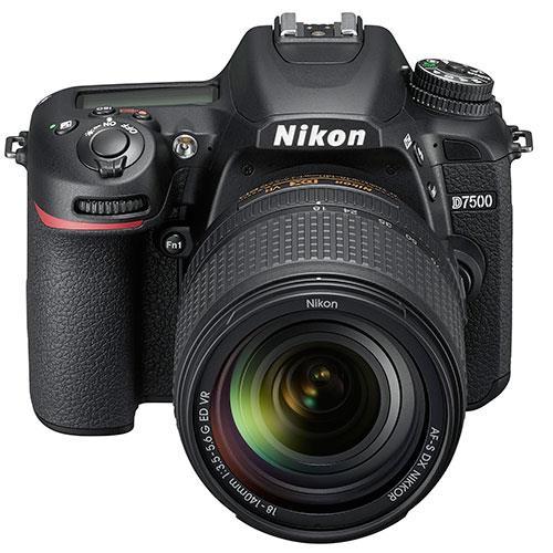 D7500 Digital SLR + 18-140mm Lens Product Image (Secondary Image 5)