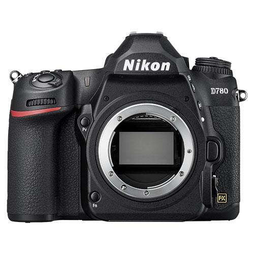 D780 Digital SLR Body Product Image (Primary)