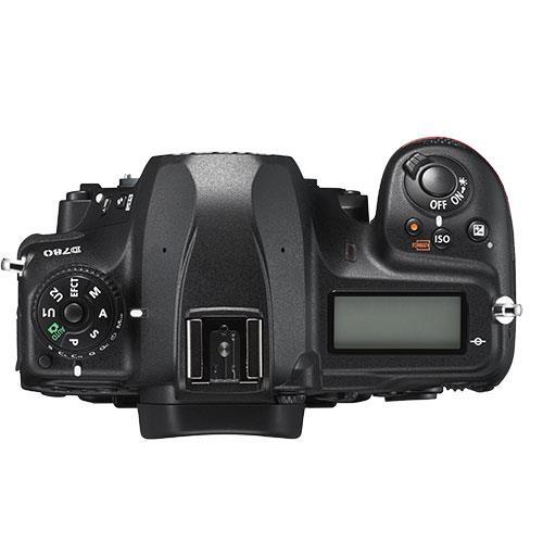 D780 Digital SLR Body Product Image (Secondary Image 1)