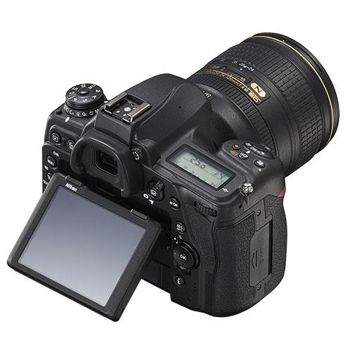 D780 Digital SLR with AF-S 24-120 f/4 G ED VR Lens Product Image (Secondary Image 3)