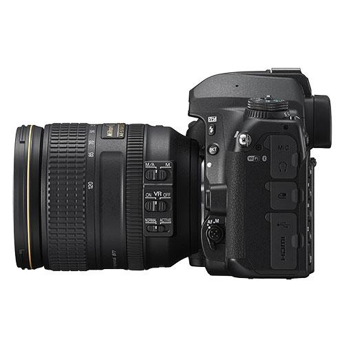 D780 Digital SLR with AF-S 24-120 f/4 G ED VR Lens Product Image (Secondary Image 5)