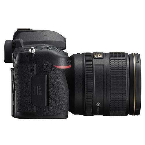 D780 Digital SLR with AF-S 24-120 f/4 G ED VR Lens Product Image (Secondary Image 6)
