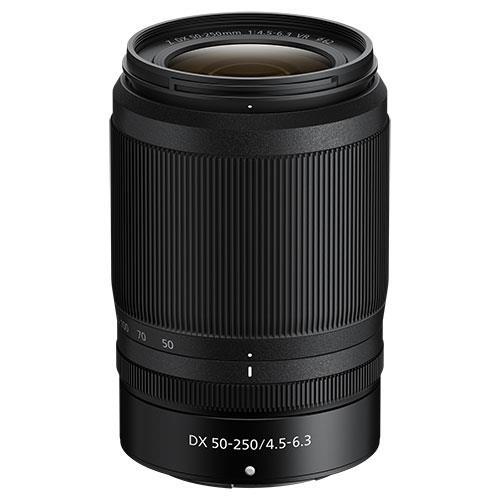 NIKKOR Z DX 50–250mm f/4.5–6.3 VR Lens Product Image (Secondary Image 1)