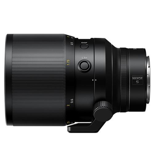 NIKKOR Z 58mm f/0.95 S Noct Lens Product Image (Secondary Image 1)