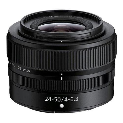 Nikkor Z 24-50mm f/4-6.3 lens Product Image (Primary)