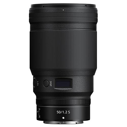 Nikkor Z 50mm F1.2 S Lens Product Image (Secondary Image 1)