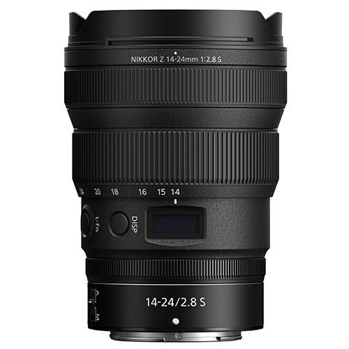 Nikkor Z 14-24mm f2.8 S Lens Product Image (Secondary Image 1)