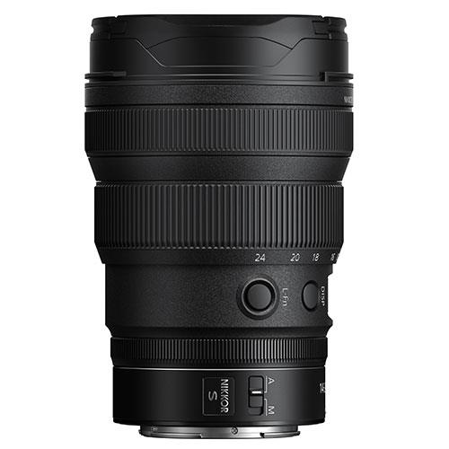 Nikkor Z 14-24mm f2.8 S Lens Product Image (Secondary Image 2)