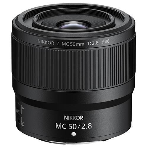 Nikkor Z MC 50mm f/2.8 Macro Lens Product Image (Primary)
