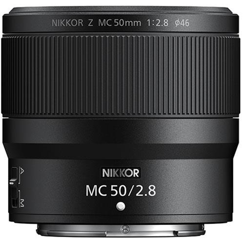 Nikkor Z MC 50mm f/2.8 Macro Lens Product Image (Secondary Image 1)