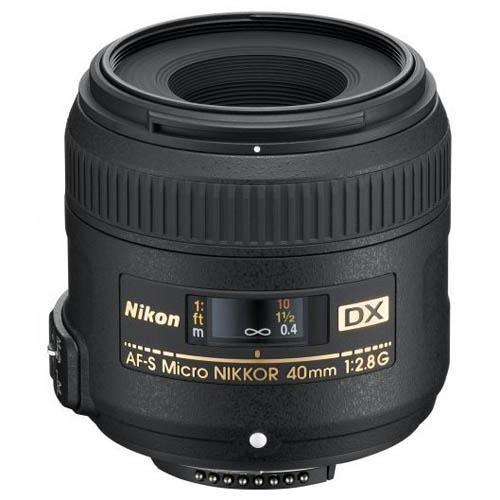 NIKON AF-S 40MM MACRO f/2.8 DX Product Image (Primary)