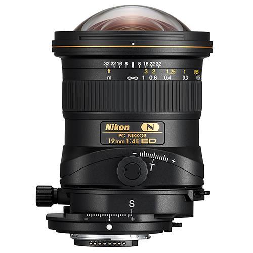 PC NIKKOR 19mm f/4E ED Tiilt-Shift Lens Product Image (Secondary Image 1)