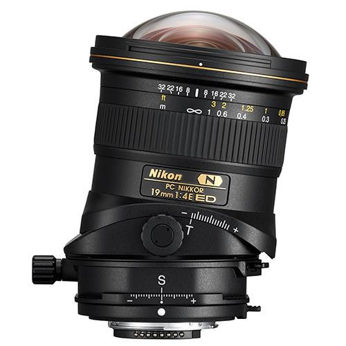 PC NIKKOR 19mm f/4E ED Tiilt-Shift Lens Product Image (Secondary Image 2)